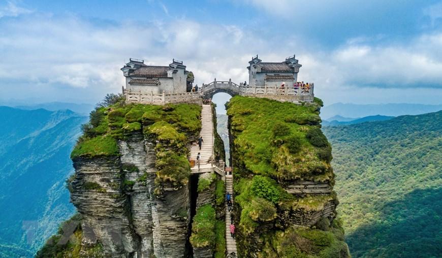 Núi Fajing - Chiêm ngưỡng vẻ đẹp của