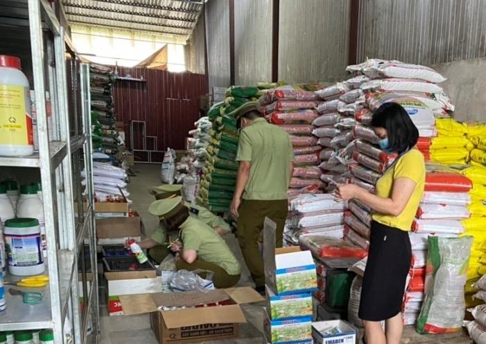 Phát hiện hơn 3.500 sản phẩm thuốc bảo vệ thực vật hết hạn sử dụng