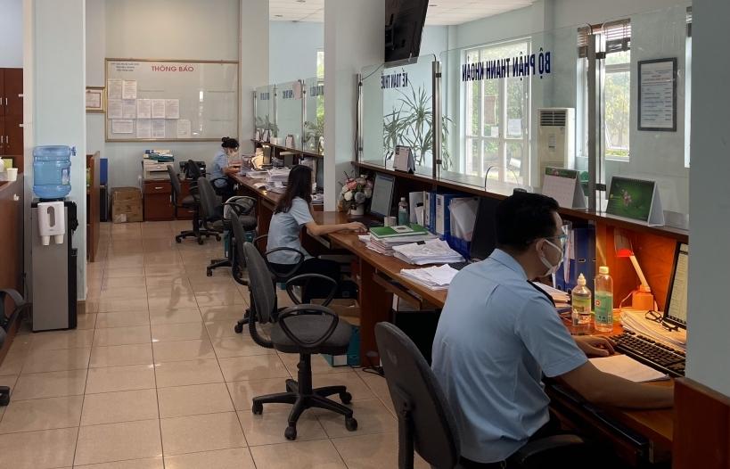Gỡ bỏ cách ly y tế, Hải quan Bắc Giang trở lại hoạt động bình thường