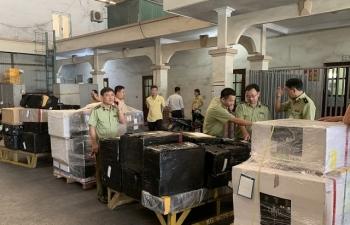 Phát hiện lô mỹ phẩm, tân dược… nhập lậu vận chuyển bằng đường hàng không