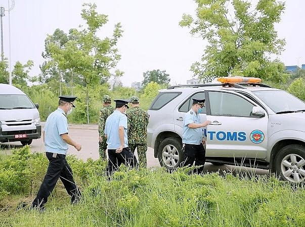 """Hải quan-Biên phòng Móng Cái phối hợp tuần tra đảm bảo """"nhiệm vụ kép"""""""