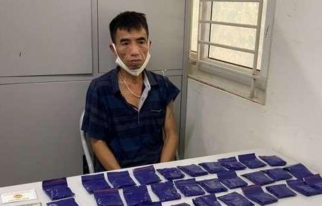 Hải quan Sơn La phối hợp bắt 6.000 viên ma túy tổng hợp