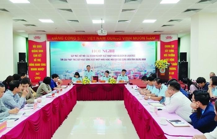 Doanh nghiệp hài lòng về chất lượng phục vụ của Hải quan Quảng Ninh