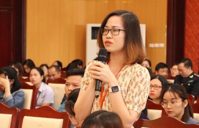 Hải quan Bắc Ninh đồng hành cùng doanh nghiệp phát triển