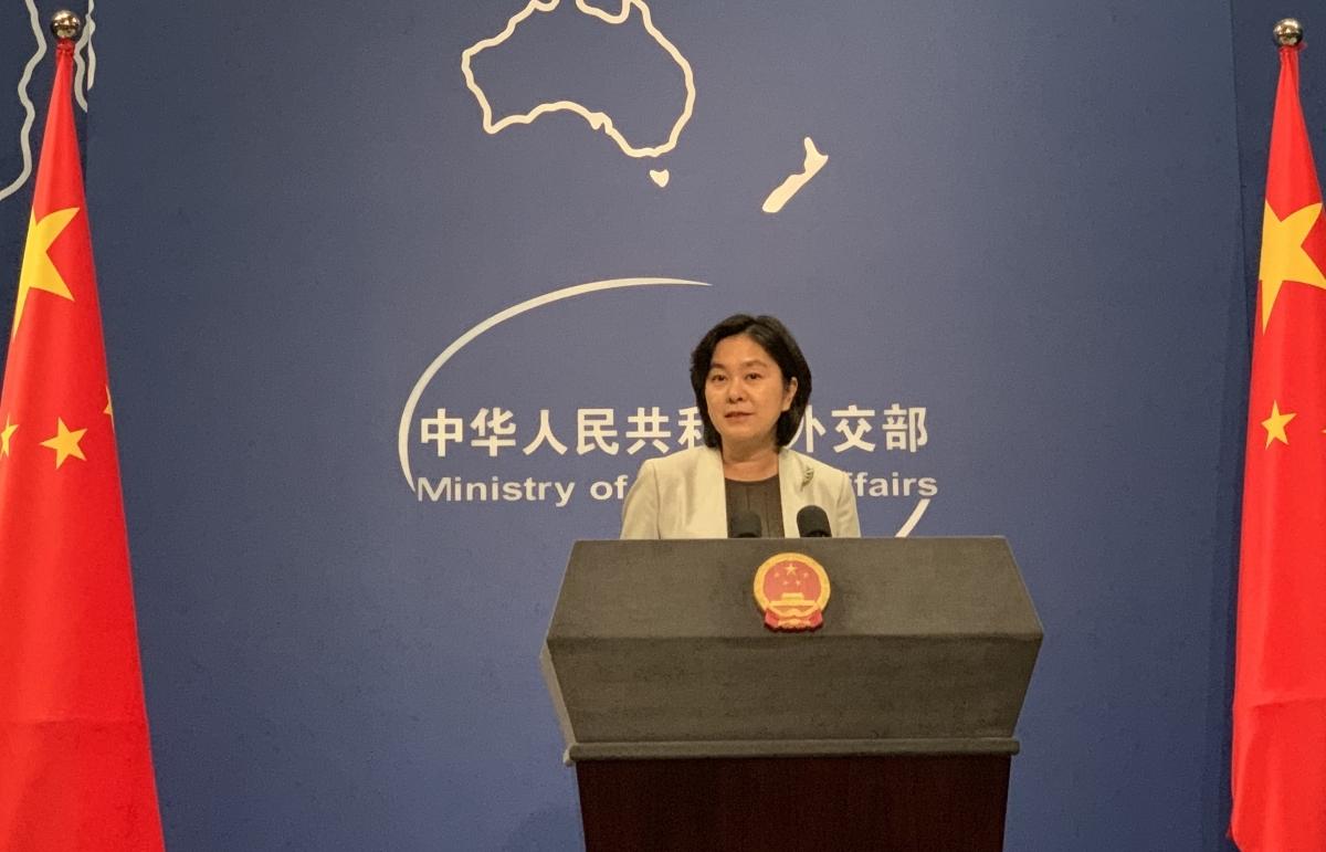 Trung Quốc trừng phạt quan chức Mỹ liên quan vấn đề Đài Loan và Hong Kong