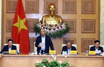 Thủ tướng Chính phủ chủ trì phiên họp Tiểu ban Kinh tế-Xã hội
