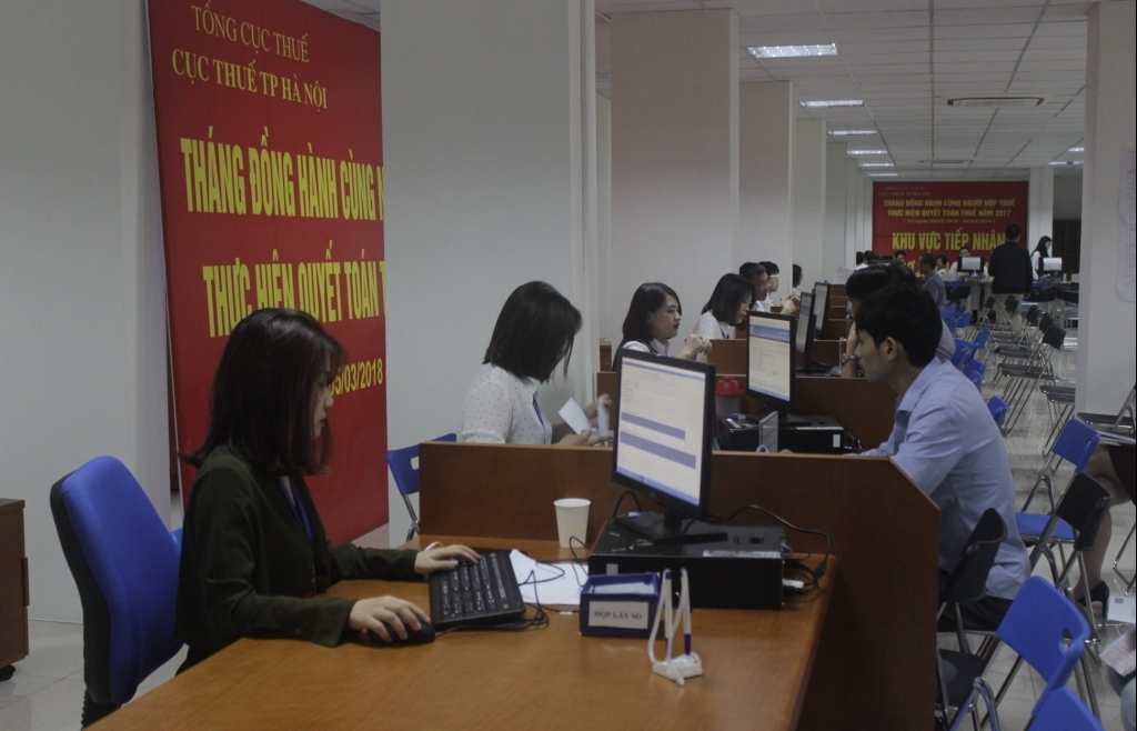 Hướng dẫn chi tiết đăng kí tài khoản giao dịch điện tử với cơ quan Thuế
