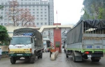 Trung Quốc áp dụng loạt biện pháp kiểm soát hàng hóa nhập khẩu phòng Covid-19