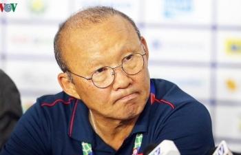 V-League 2020 sắp trở lại, HLV Park Hang Seo mừng ít lo nhiều