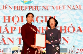 Phó Bí thư Tỉnh ủy Lào Cai giữ chức Chủ tịch Hội Liên hiệp Phụ nữ VN