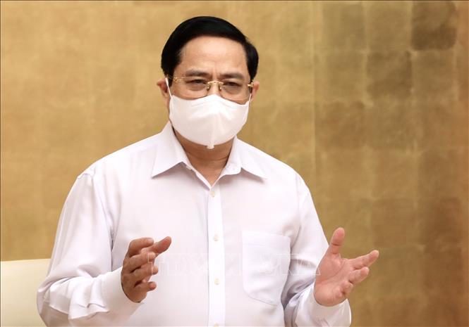 Thủ tướng Phạm Minh Chính: Mục tiêu cao nhất lúc này là bảo đảm an ninh, an toàn, an dân