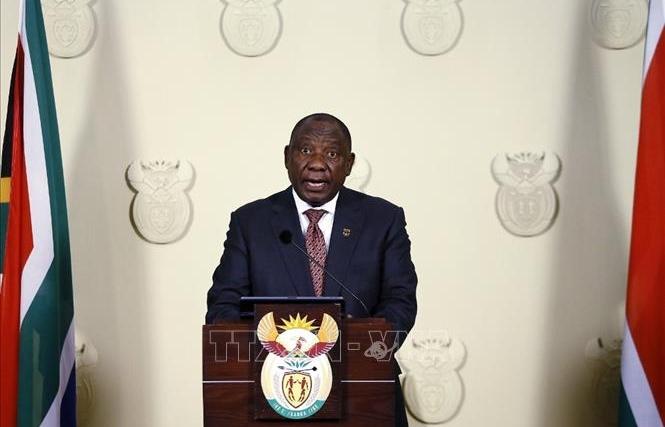 """Tổng thống Nam Phi cảnh báo về nguy cơ xảy ra nạn """"phân biệt chủng tộc vaccine"""""""