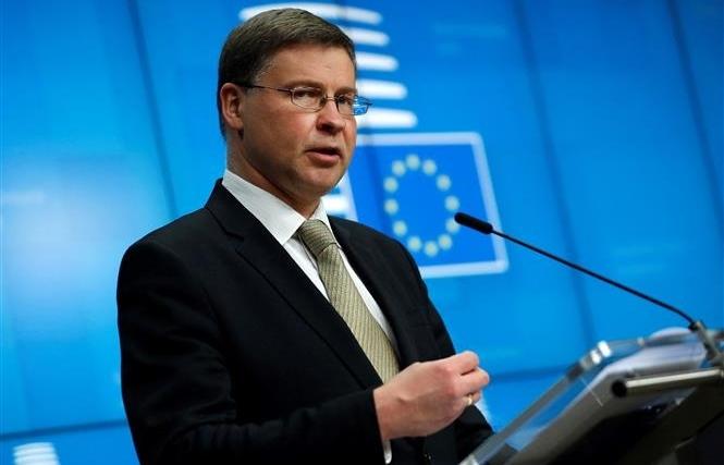 """EU đề nghị Mỹ """"nói đi đôi với làm"""" về giải quyết tranh chấp thương mại"""