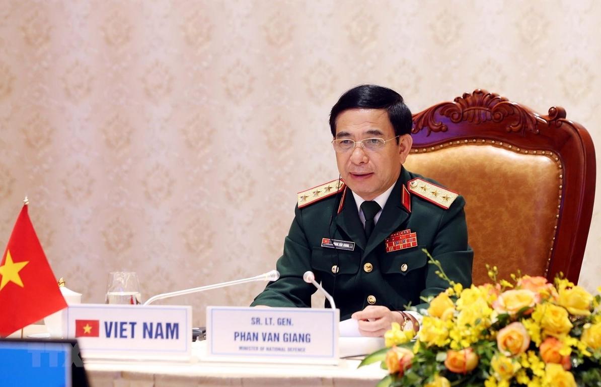 Việt Nam dự Hội nghị trực tuyến An ninh quốc tế Moskva lần thứ 9