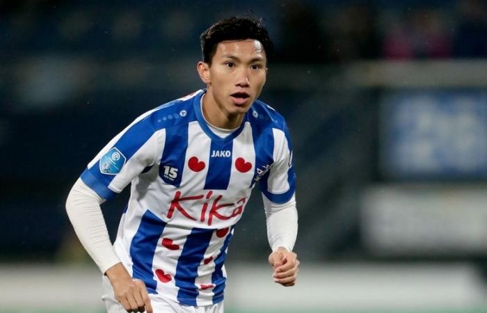 Hà Nội FC và SC Heerenveen đàm phán bế tắc: Văn Hậu trở về Việt Nam