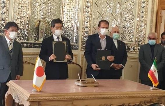 Iran và Nhật Bản ký thoả thuận đẩy nhanh quy trình thủ tục thông quan hàng hóa