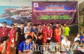 Group thủ tục hải quan Việt Nam: Giao hữu thể thao lần thứ 2