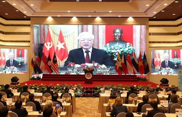 Tổng Bí thư, Chủ tịch nước: AIPA đồng hành, đóng góp thiết thực vào những chặng đường phát triển của ASEAN