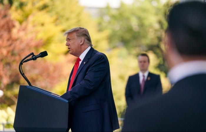 Trump: Mỹ sẽ chấm dứt phụ thuộc vào Trung Quốc 1 lần và mãi mãi