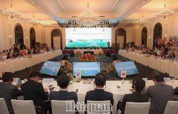 Video: 53 đoàn đại biểu tham dự Hội nghị Tổng cục trưởng Hải quanASEMlần thứ 13