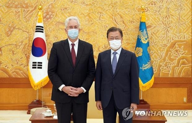 Hàn Quốc-Mỹ thảo luận về quan hệ đồng minh và hợp tác tình báo