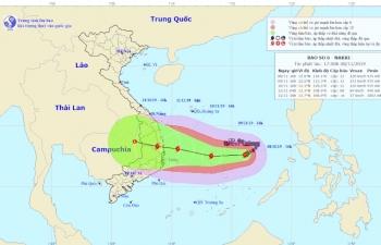 Thủ tướng Chính phủ chỉ đạo ứng phó khẩn cấp bão số 6