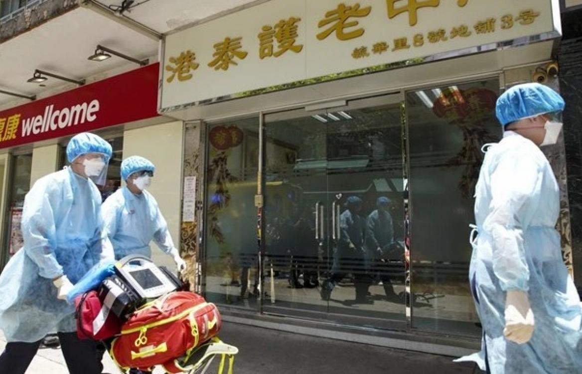 Hong Kong (Trung Quốc) bùng phát làn sóng dịch Covid-19 thứ 4