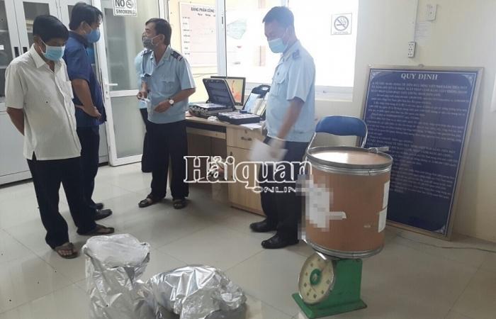 Hơn 30 kg ma tuý do Hải quan An Giang bắt giữ là Ketamin