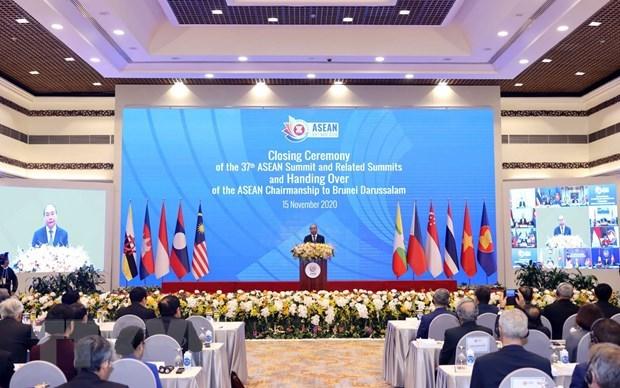 The gioi nam 2020: Viet Nam hoan thanh xuat sac vai tro Chu tich ASEAN hinh anh 2