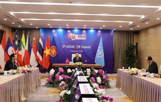 The gioi nam 2020: Viet Nam hoan thanh xuat sac vai tro Chu tich ASEAN hinh anh 1