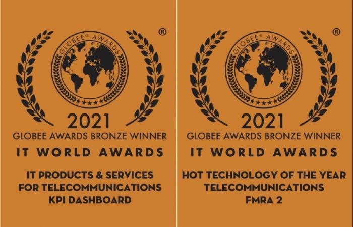 2 sản phẩm của Viettel Telecom được vinh danh tại IT World Awards 2021