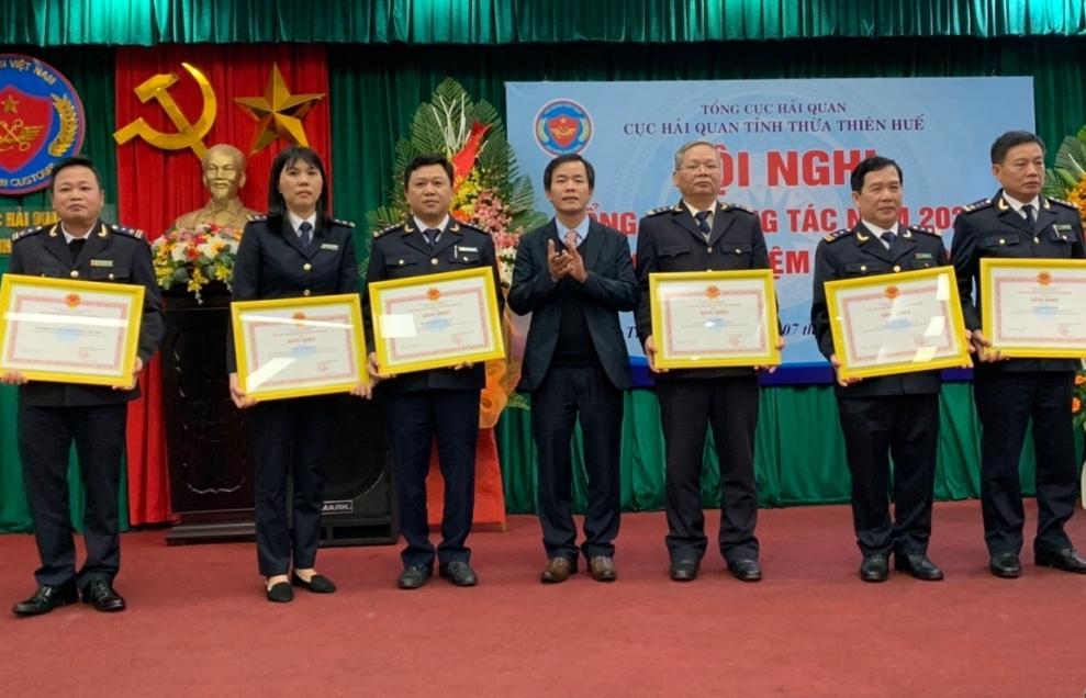 Hải quan Thừa Thiên Huế quyết tâm thực hiện hiệu quả nhiệm vụ năm 2021