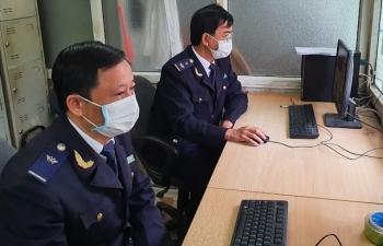 Hải quan Hà Giang thu ngân sách tăng 32,95%