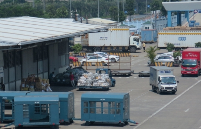 Hải quan Hà Nội một tháng giải quyết thủ tục hơn 121.000 tờ khai