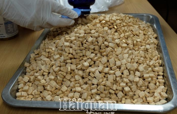 Hải quan Hà Nội chủ trì phá thành công chuyên án ma túy lớn, bắt giữ 6 đối tượng