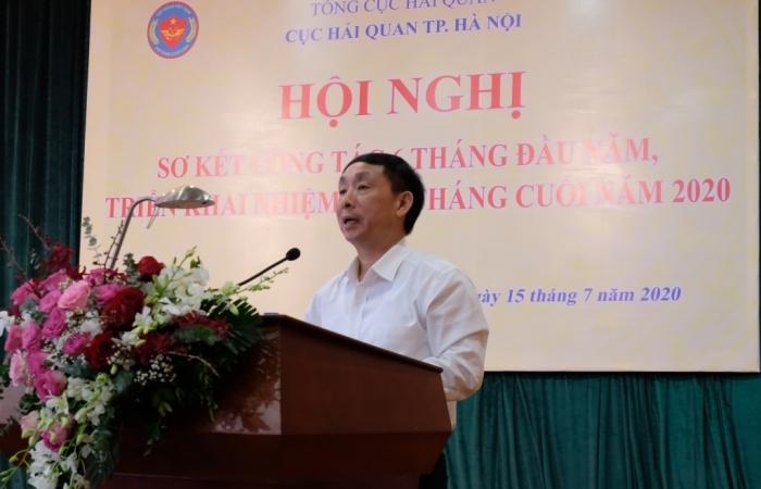 Hải quan Hà Nội quyết tâm hoàn thành dự toán thu 23.300 tỷ đồng