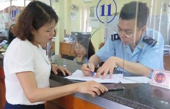 Hải quan Hà Nội xử phạt hành chính nhiều đại lý thủ tục hải quan