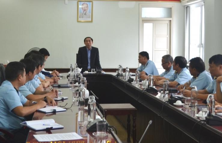 Cục Hải quan Thừa Thiên Huế đã chủ động giảm thiểu thiệt hại do bão lụt