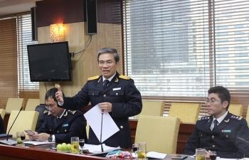 Lãnh đạo Tổng cục Hải quan đánh giá cao báo chí đồng hành với hoạt động hải quan