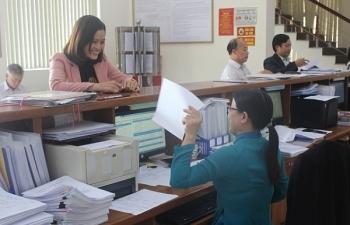 Tỷ lệ giao dịch thanh toán gửi qua dịch vụ công trực tuyến của Kho bạc đạt 55%