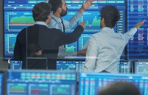 Giao dịch khối ngoại vẫn khá tiêu cực trên thị trường chứng khoán