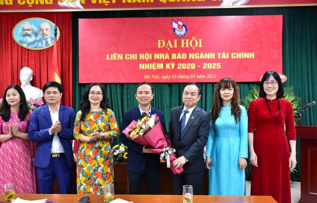 Đại hội Liên chi hội Nhà báo ngành Tài chính nhiệm kỳ 2020-2025 thành công tốt đẹp
