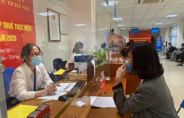 Hà Nội: Hơn 98% cá nhân quyết toán thuế trực tiếp với cơ quan Thuế đã nộp hồ sơ