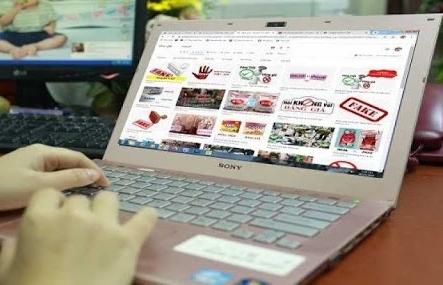 Siết quản lý thuế đối với kinh doanh trên các sàn thương mại điện tử