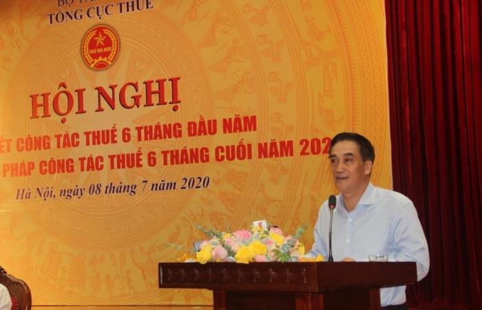 Thứ trưởng Trần Xuân Hà: Minh bạch xử lý nợ thuế, phòng ngừa rủi ro với chính công chức thuế