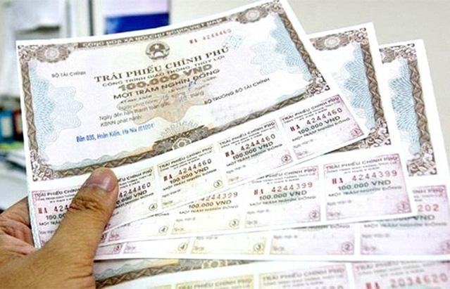 Kỳ hạn trái phiếu chính phủ do Kho bạc phát hành đang là 13,04 năm