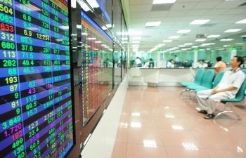 Nhóm cổ phiếu vốn hóa lớn tiếp tục diễn biến tích cực