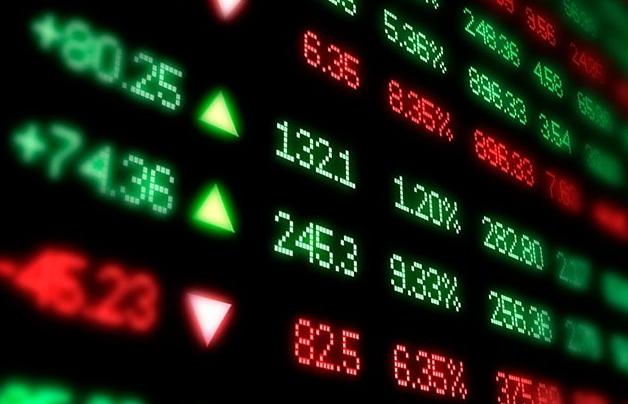 Chỉ có ít cổ phiếu vốn hoá lớn duy trì được sắc xanh trên sàn chứng khoán