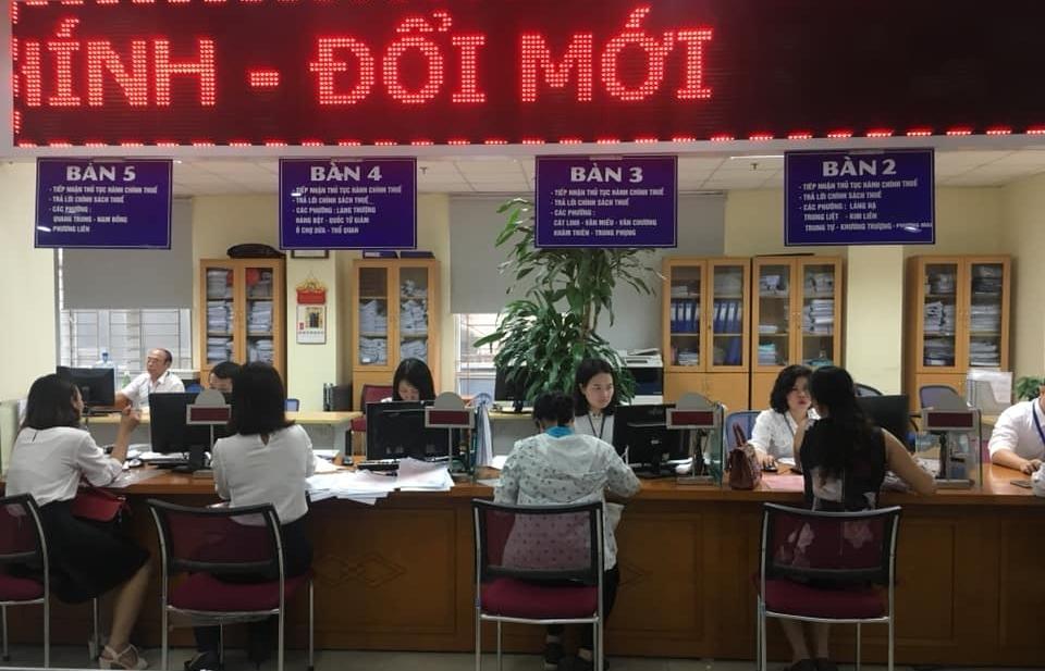 Cục Thuế Hà Nội làm việc cuối tuần để giải quyết tiền nợ sử dụng đất