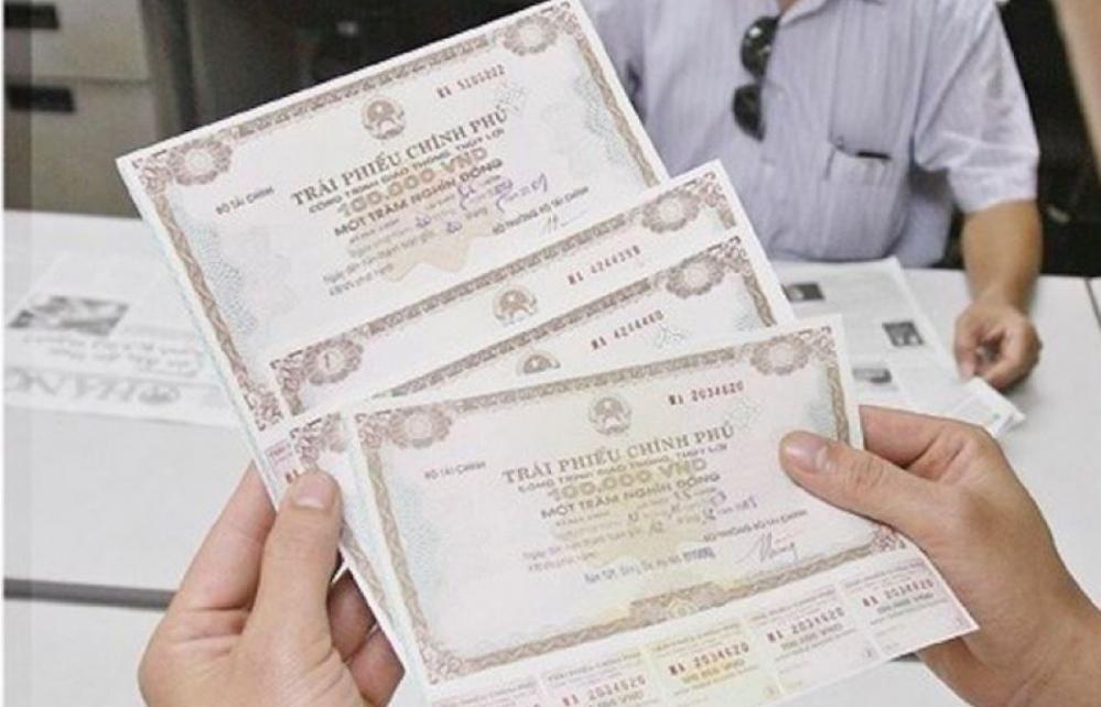 Kho bạc Nhà nước sẽ mua lại có kỳ hạn trái phiếu chính phủ